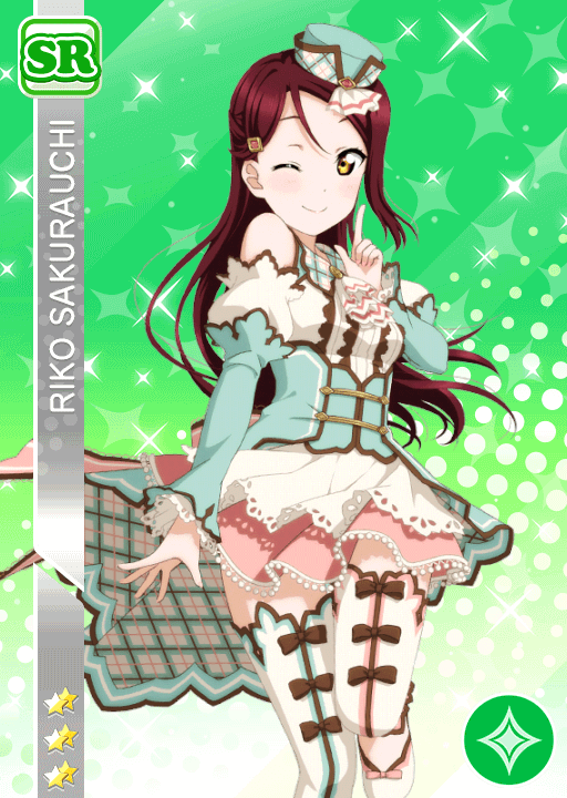 Sakurauchi Riko  -Love Live Sunshine [Cards]