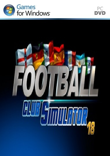 Football Club Simulator 18 PC SKIDROW PS4 PC Xbox360 PS3 Wii Nintendo Mac Linux