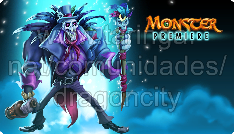 [Info] Monster Sneak Peek: Borjork