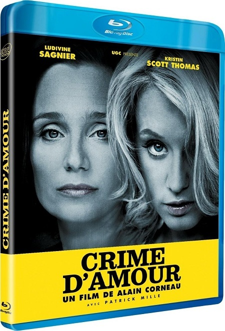 Crime damour (2010) BluRay