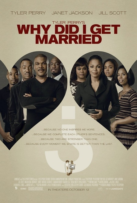 Why Did I Get Married (2007) DVDRIP