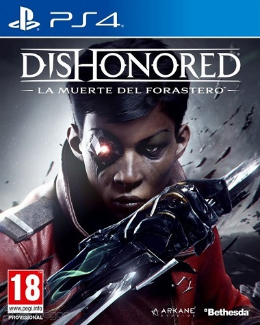 Dishonored Death Of The Outsider PS4 EUR PS4 PC Xbox360 PS3 Wii Nintendo Mac Linux