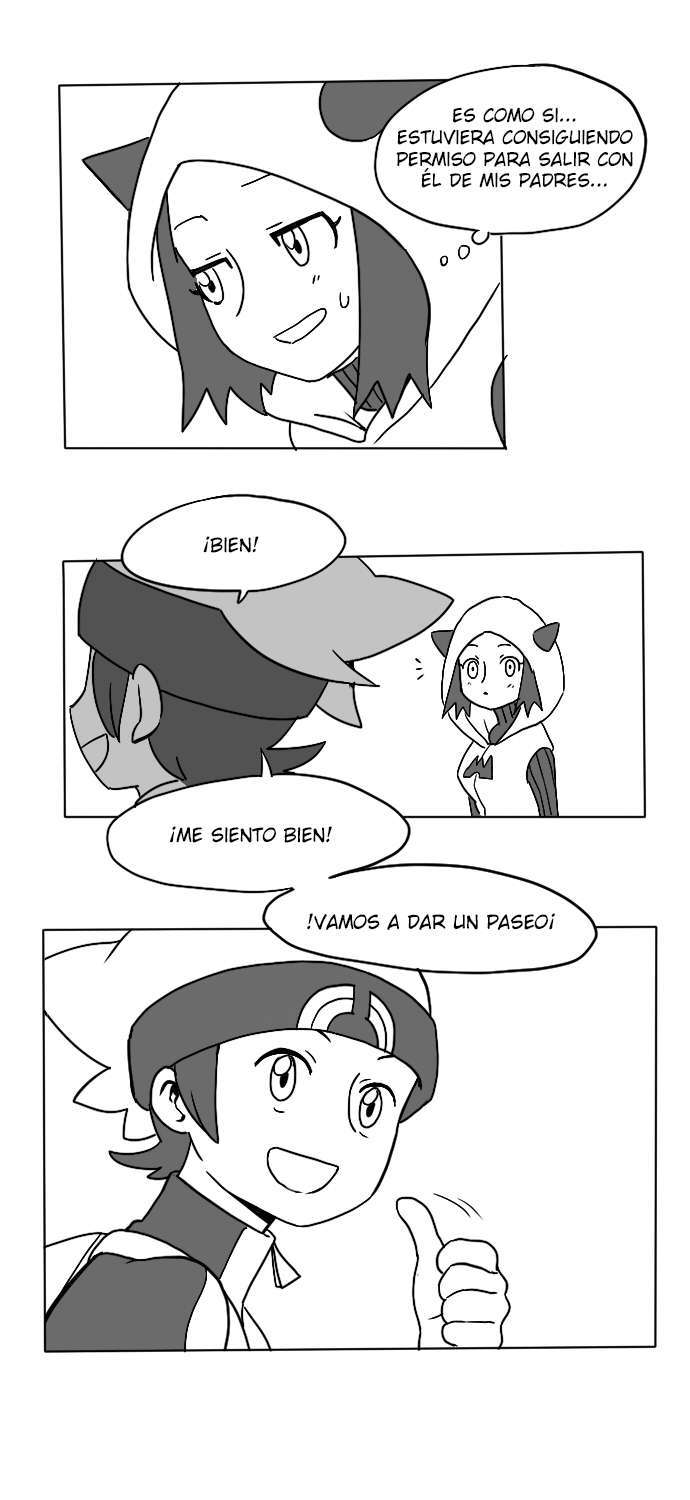 from Beau dating a team magma manga
