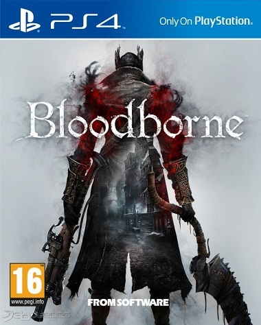 Bloodborne PS4 4.05 PS4 PC Xbox360 PS3 Wii Nintendo Mac Linux