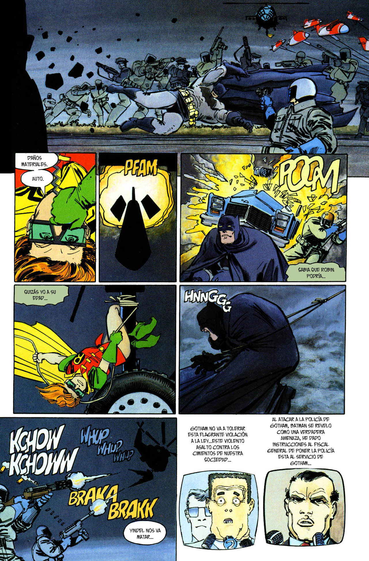 Batman The Dark Knight Returns (COMPLETO).