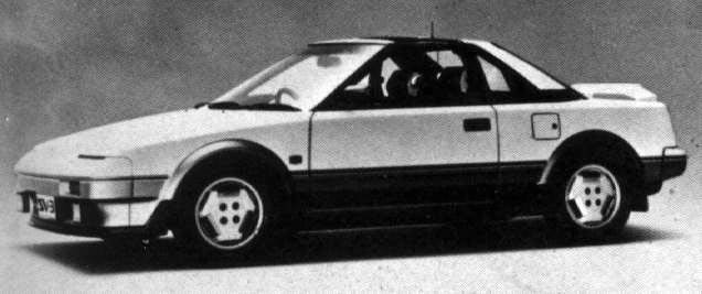 Toyota MR2