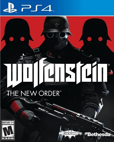 Wolfenstein The New Order PS4 EUR PS4 PC Xbox360 PS3 Wii Nintendo Mac Linux