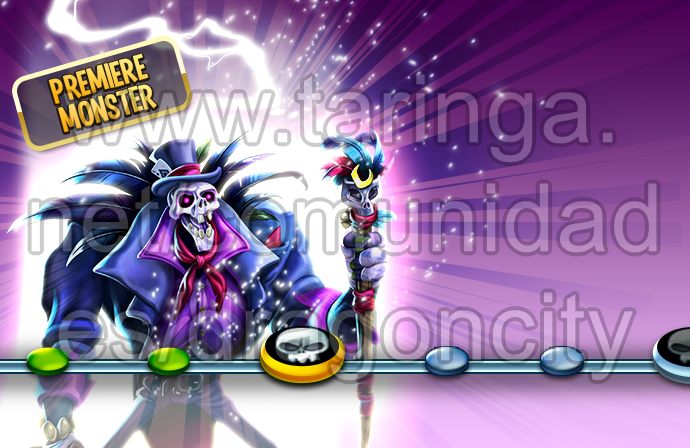 [Info] Monster Sneak Peek: Teskita