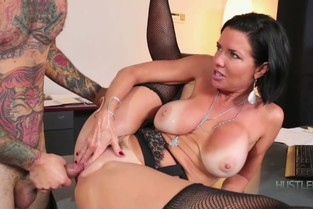 Veronica Avluv – Milf and Young Cock
