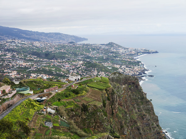 Madeira es impresionable y admirable