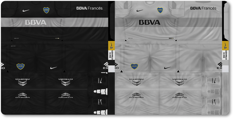 [★] GDB Boca Juniors 2016 | By BSV12