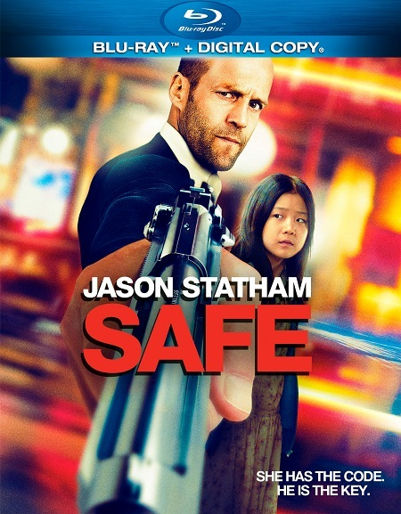 Safe (2012) BluRay