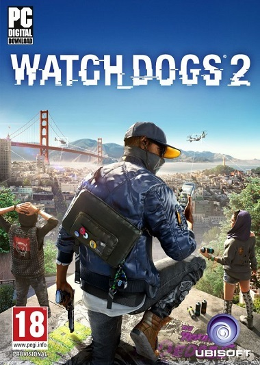 Watch Dogs 2 [PC][MULTi16][PLAZA v1.07.141][40.60 Gb][UL/UCL/UT]