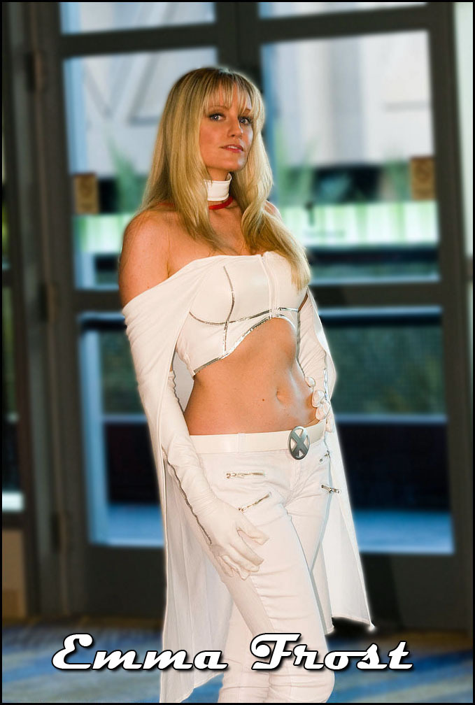 Emma frost – Cosplays