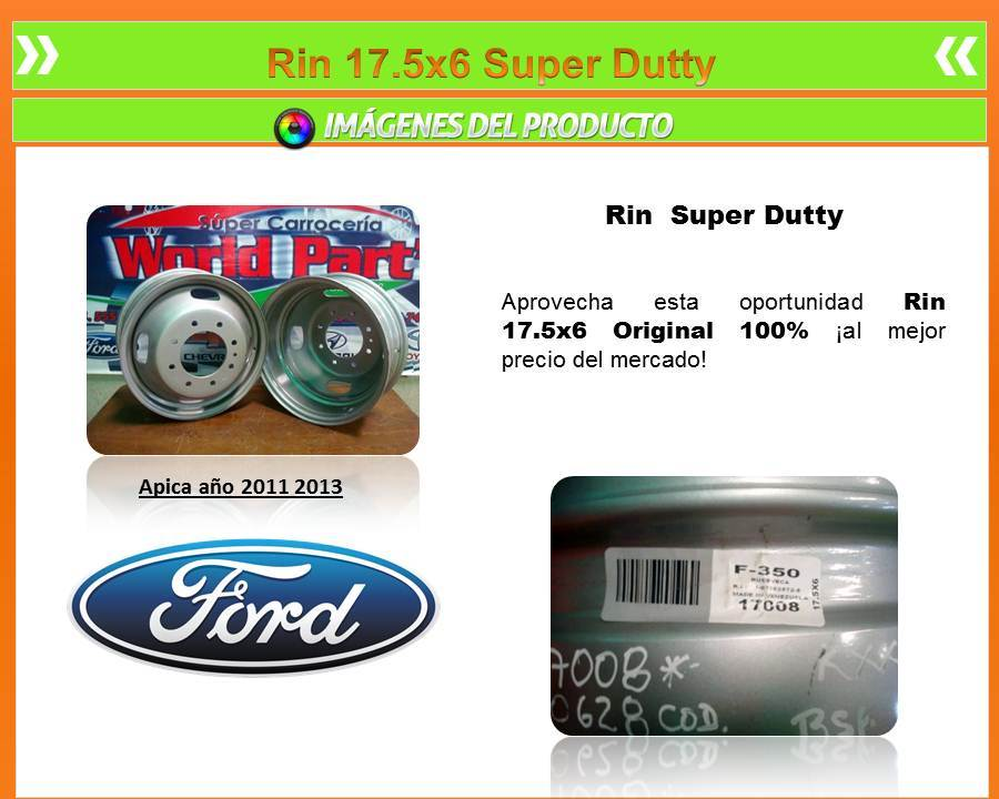 Rin Super Dutty 11/13 100% Original