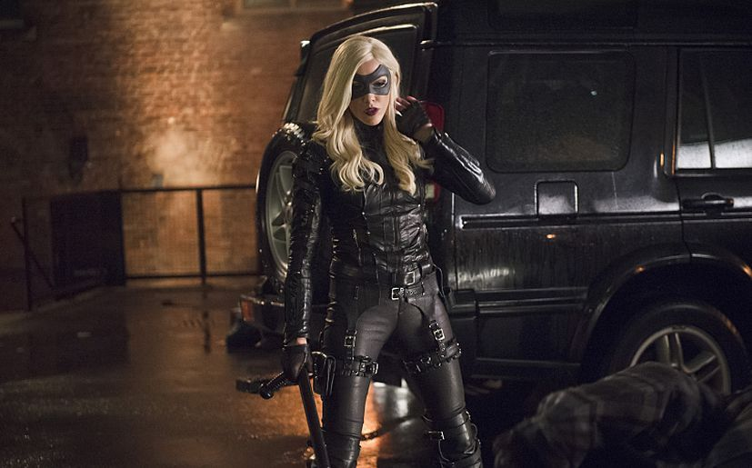 Arrow. 5°temp. Laurel Lance homenajeada por Star City