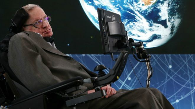 Stephen Hawking: Viajes Interestelares