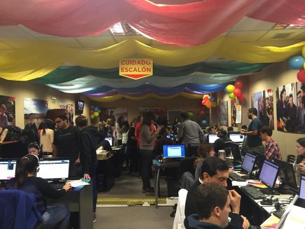 Denunciarán penalmente al call center del PRO