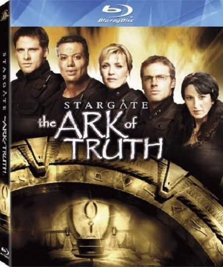 Stargate The Ark of Truth (2008) BluRay