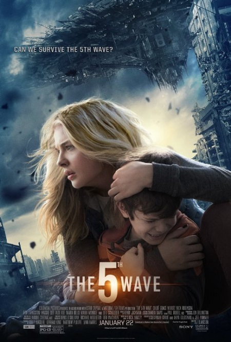 The 5th Wave (2016) HDRIP