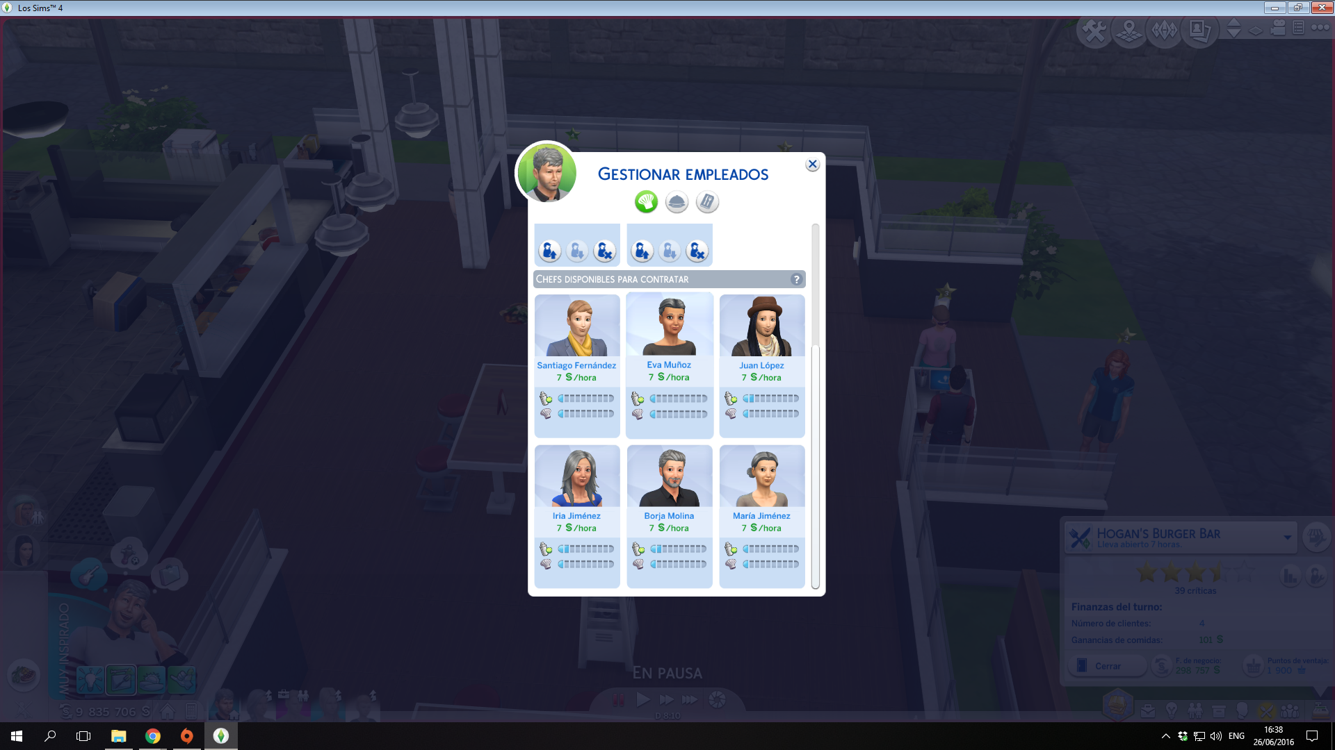 NPC's with HUGE eyes! — The Sims Forums