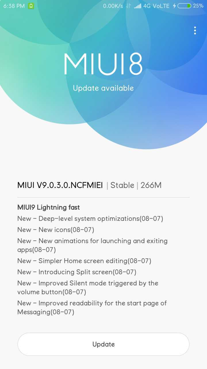 MIUI 9 Global Stable en Español (9 0 3 disponible) - HTCMania