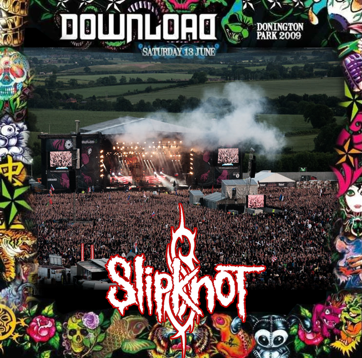 Slipknot - 2009 - Download Festival - Guitars101 - Guitar Forums