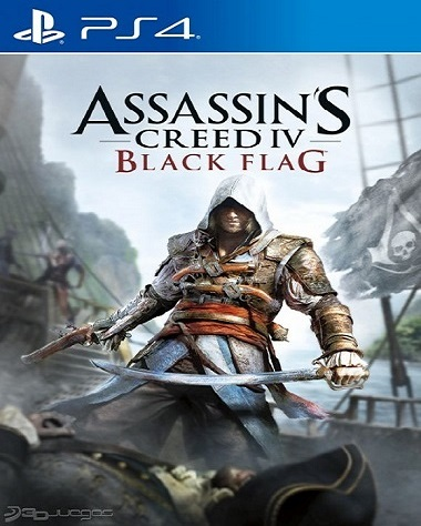 Assassin's Creed 4 Black Flag – KOTF PS4 PC Xbox360 PS3 Wii Nintendo Mac Linux