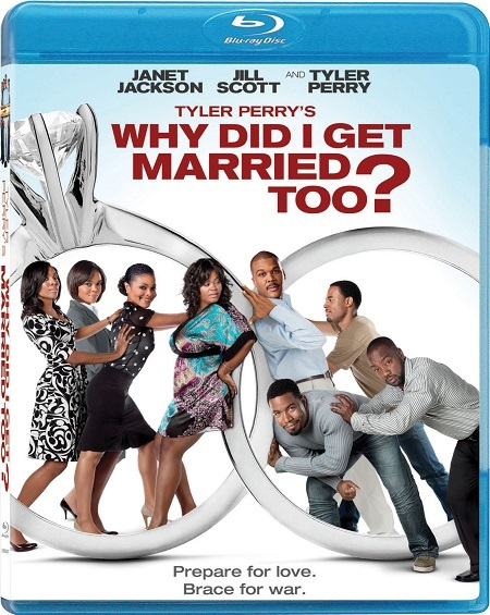 Why Did I Get Married Too (2010) BluRay