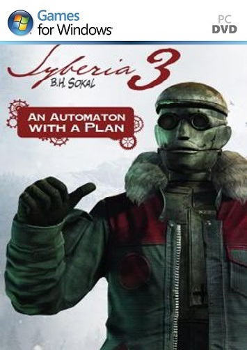 Syberia 3 An Automaton With a Plan PC RELOADED PS4 PC Xbox360 PS3 Wii Nintendo Mac Linux