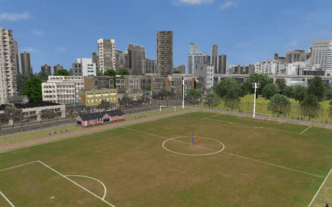 [★] Urban Street Training FIFA07 | Beta | by Damisei