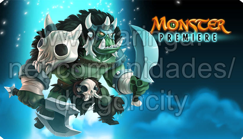 [Info] Monster Sneak Peek: Titan Beefio