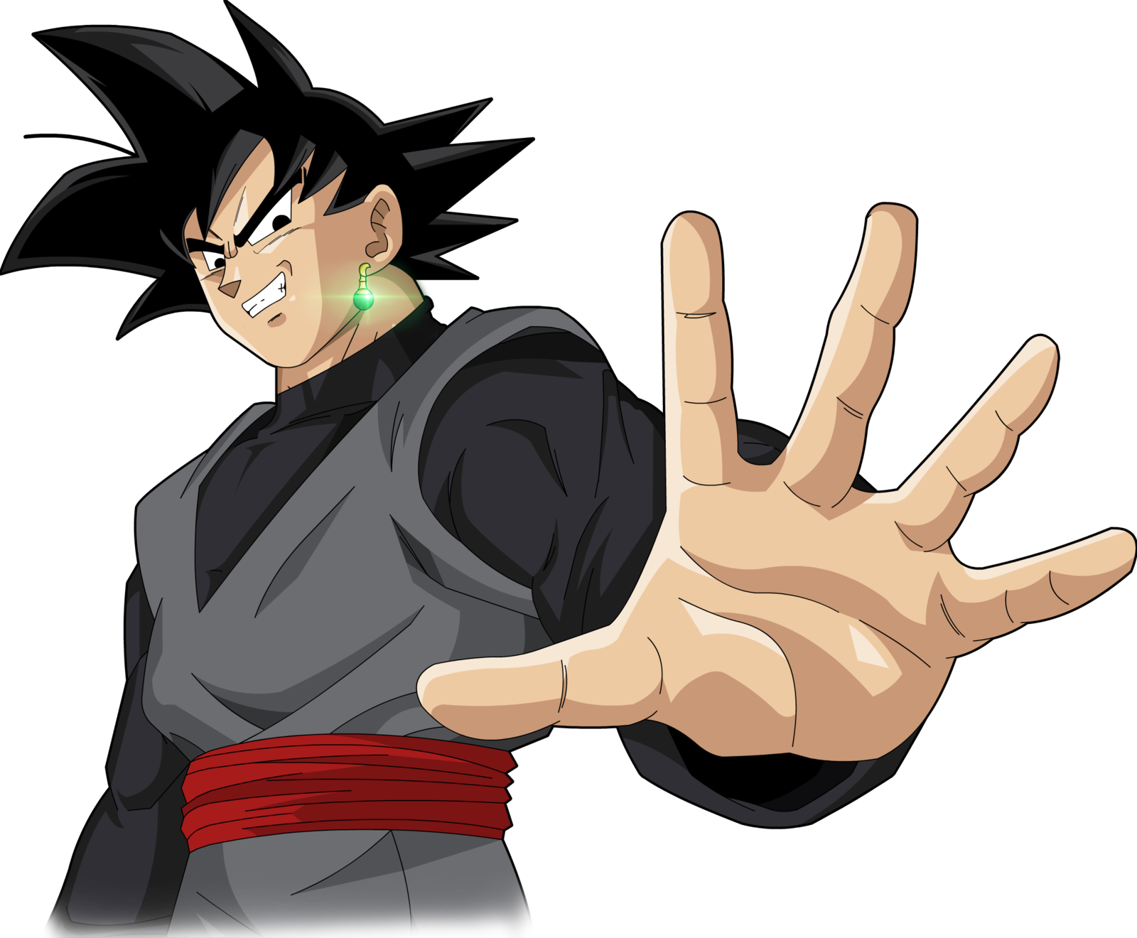 Dragon Ball Super 61 ¿Quién es Black Gokú?