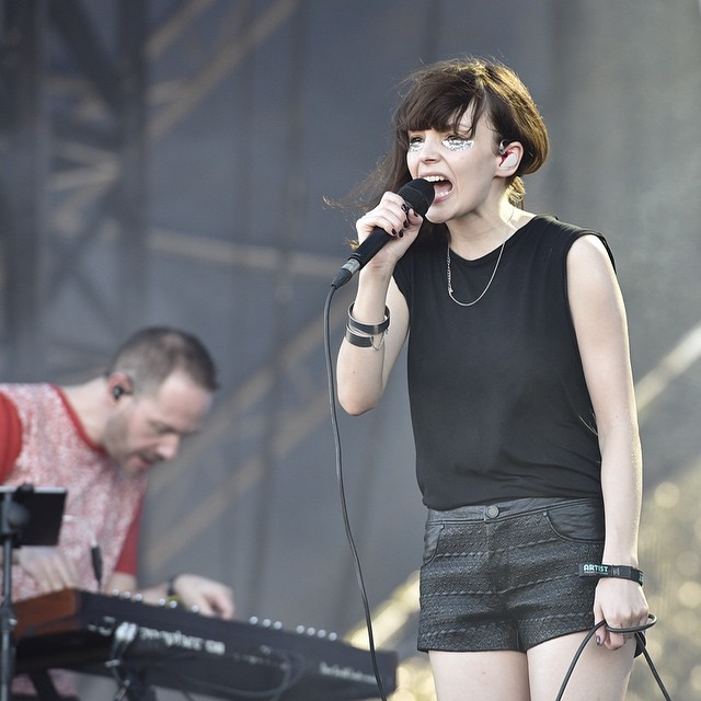 Lauren Mayberry