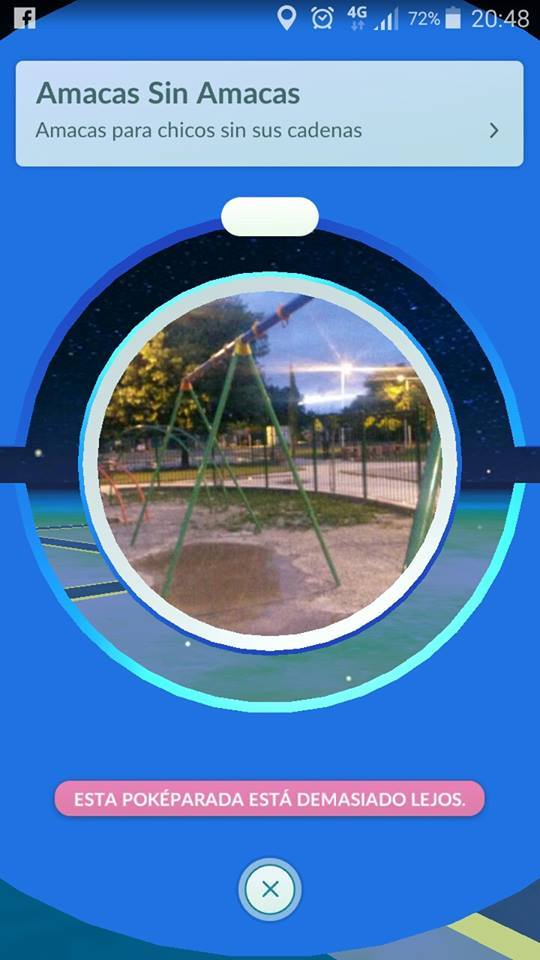gimnasio pokemon go