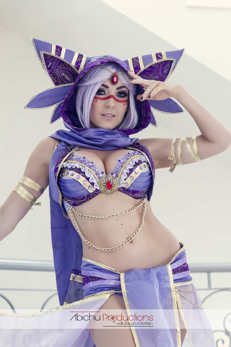 Pokemon Cosplay By Jessica Nigri