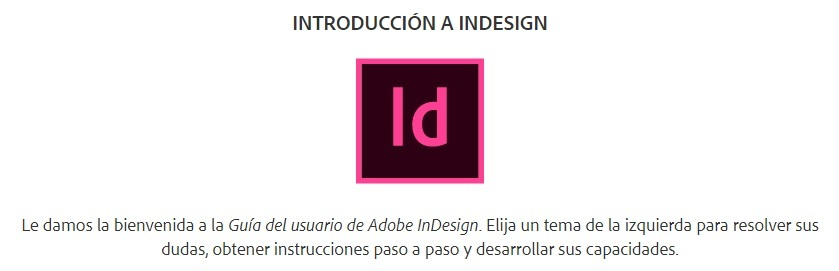 Cursos online español Photoshop, Illustrator e Indesign