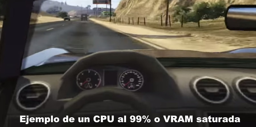 Hacer funcionar y optimizar GTA