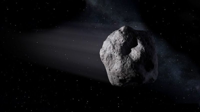 Asteroide interestelar recibe un nombre