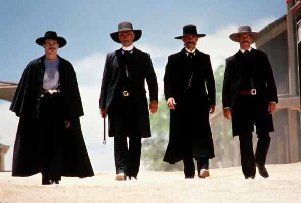 Tombstone (1993) analisis