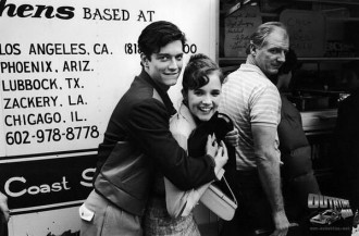 Eric Stoltz como Marty McFly en 'Back to the Future' días antes que lo reemplazaran por Michael J. Fox