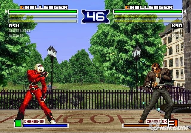 Analisis de la Saga The King of Fighters 1999 a 2003