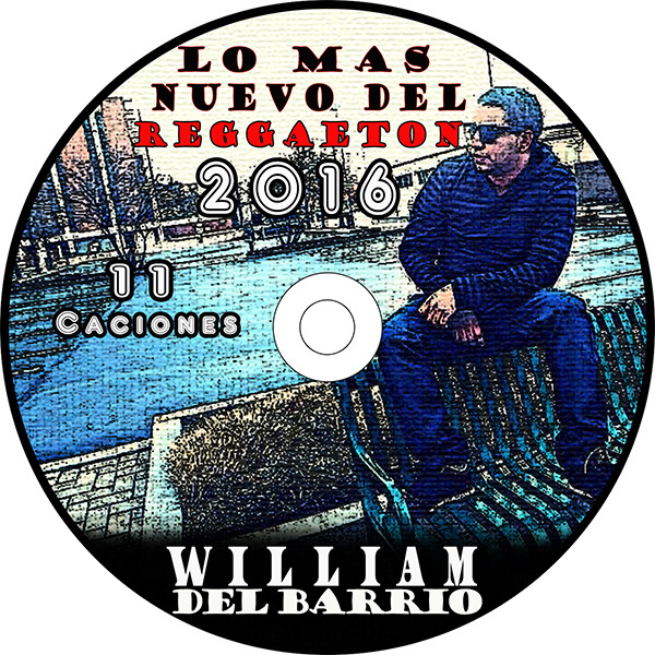 Has escuchado a William DelBarrio!