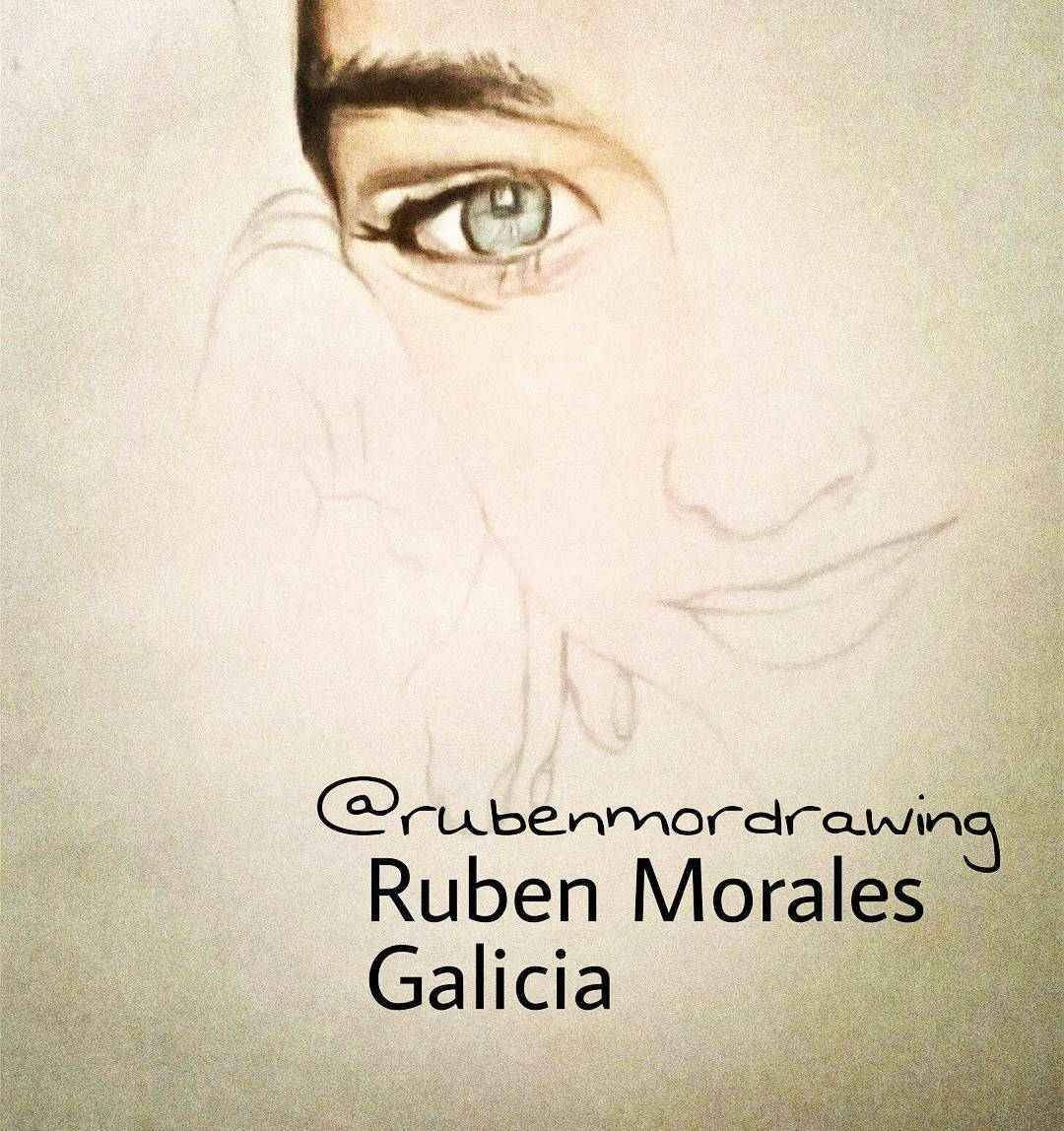 Ruben Morales Drawing Heather Rooney