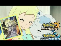 proximo pokemon sol y luna lillie puede tocar a los pokemon :relaxed: :love: