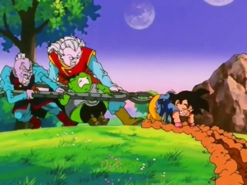 Dragon Ball GT, acierto o error...