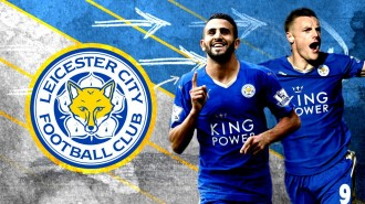 LEICESTER CITY CAMPEON!!!
