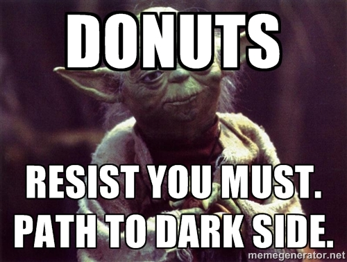 donuts published in Star Wars