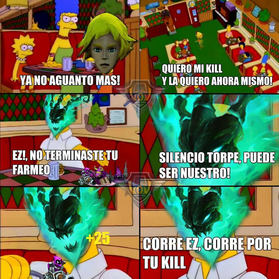 Memes League Of Legends