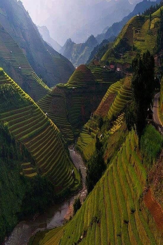 The Sacred Valley of...